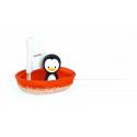 Bateau à voile pingouin