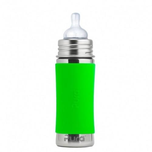 Biberon Pura Inox 325 ml