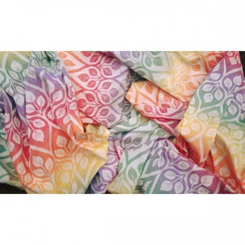 """Echarpe de portage """"Yaro La Vita Autumn Rainbow"""""""
