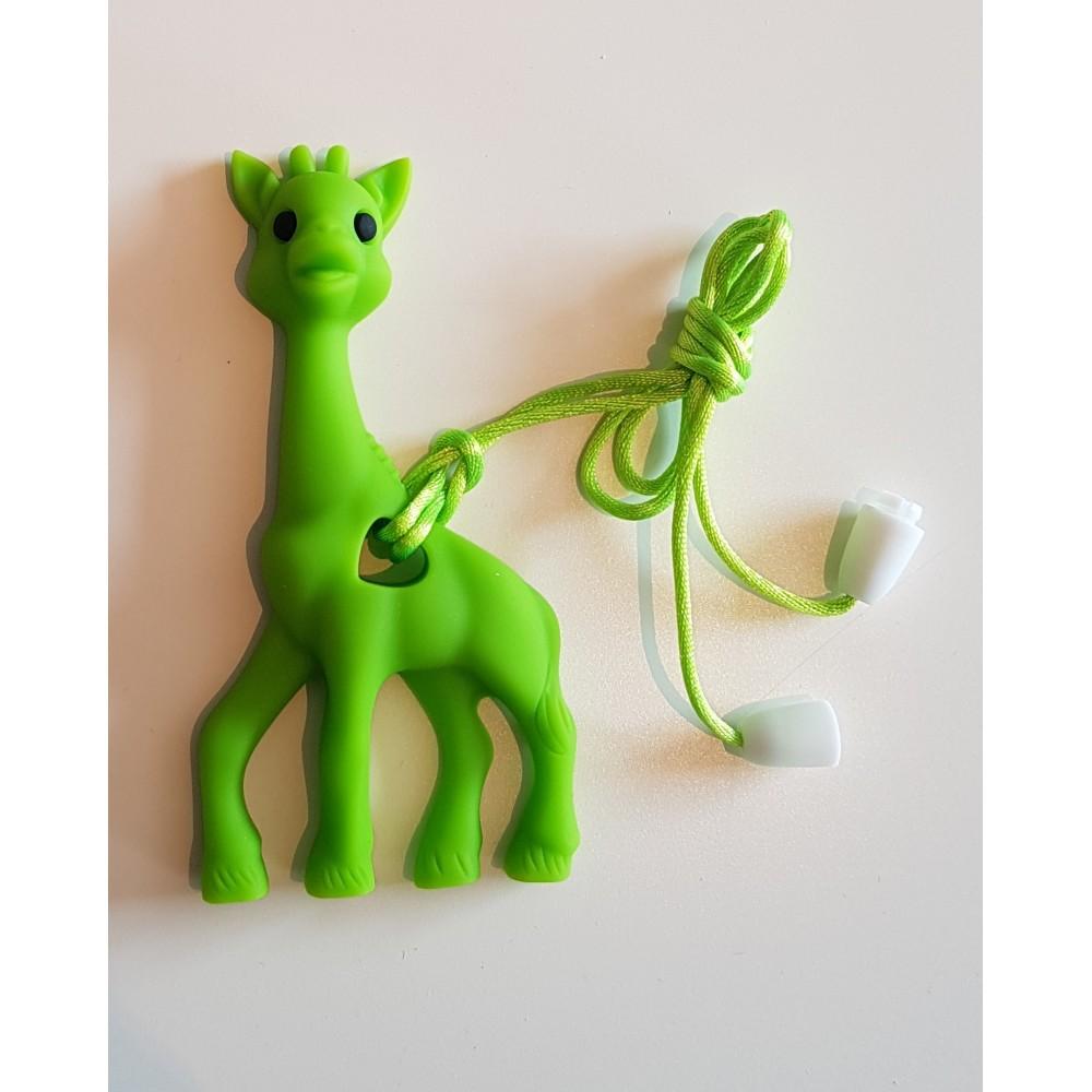 Girafe de dentition (divers couleurs)
