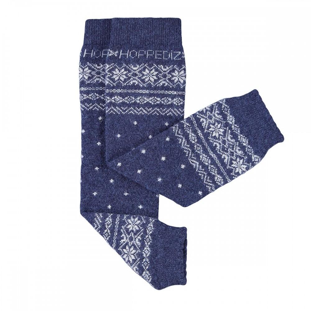 Jambières pour bébés en cachemire / laine mérinos