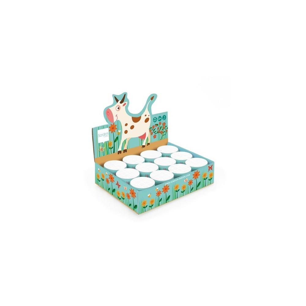 Boîte meuh vache retro