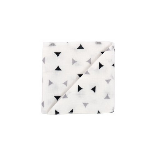 Gaze en coton TRIANGLES