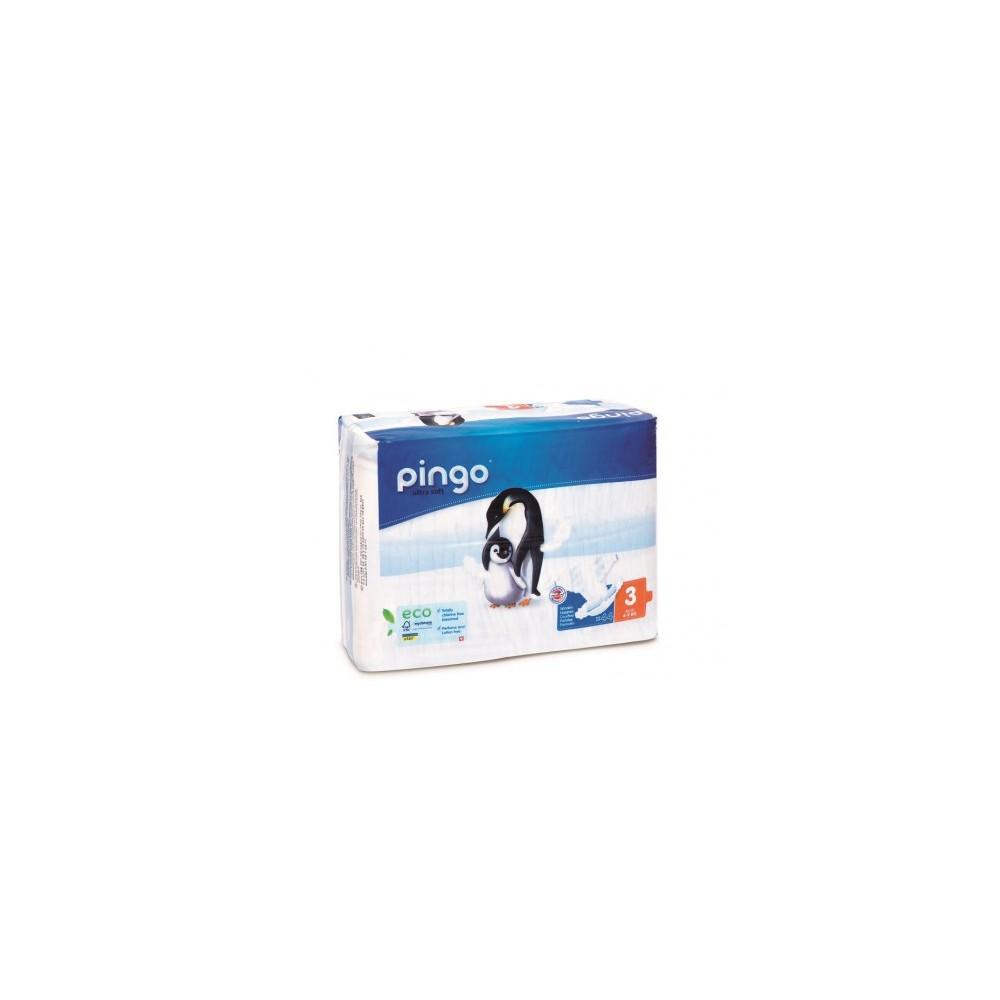 Couches écologiques Pingo taille 3