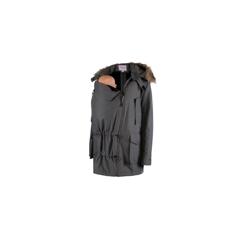 Wombat veste de portage pour homme noir