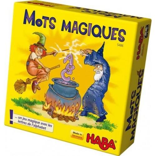 Mot magiques