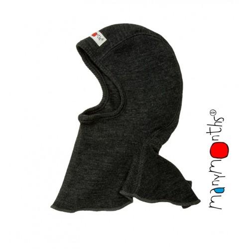Bonnet - cagoule éléphant noir
