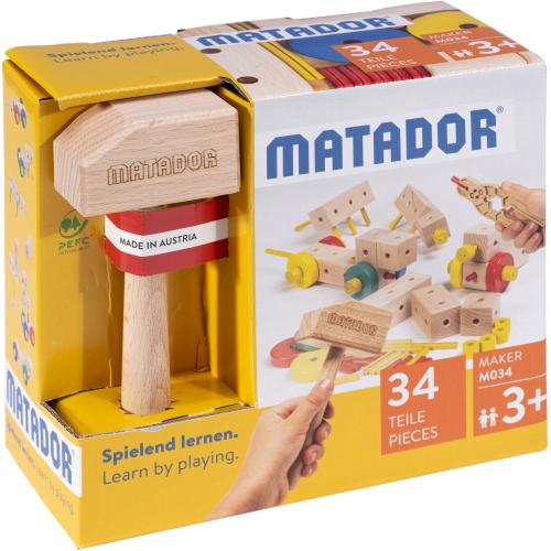 Matador Construction ( 34 pièces)