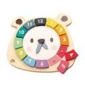 Jeu - puzzle - montre