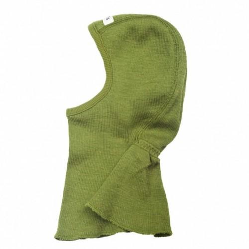Bonnet - cagoule éléphant vert