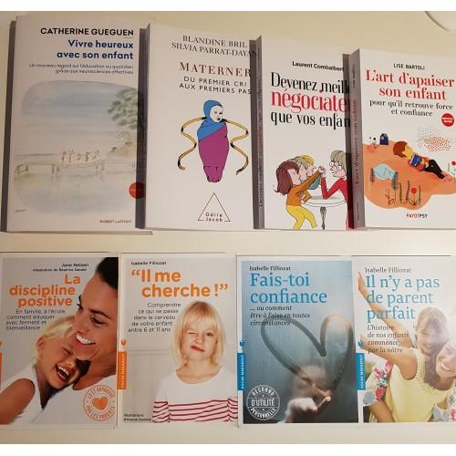 Livre sur l'éducation bienveillante